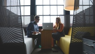 Firmy start-up w natarciu
