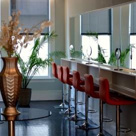 Strategia promocji internetowej dla salonu fryzjerskiego Pefredo - przykład