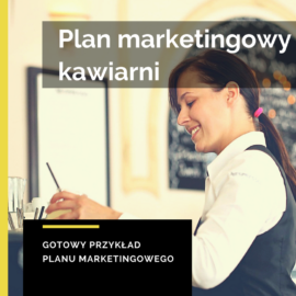 "Plan marketingowy kawiarni ""Egal"""