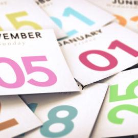 Papierowy kalendarz promocyjny – czy to ma jeszcze sens? Tak!